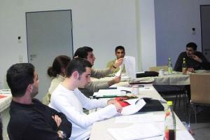 Gründungsseminar des AJM am 26.10.2002 in Bliensbach