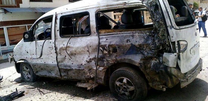 Selbstmordanschlag – Qamishli – Assyrer