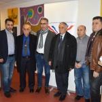 Yonadam Kanna zu Besuch in der ZAVD-Geschäftsstelle