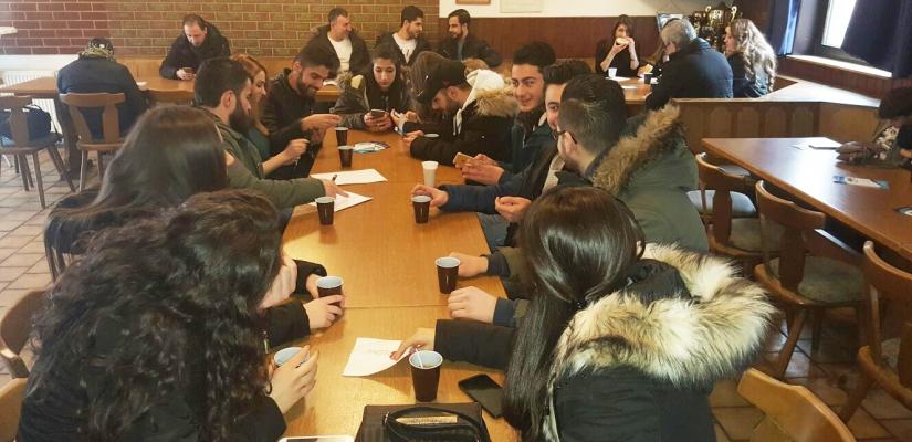 Jahresplanung der Flüchtlingsarbeit in Wiesbaden