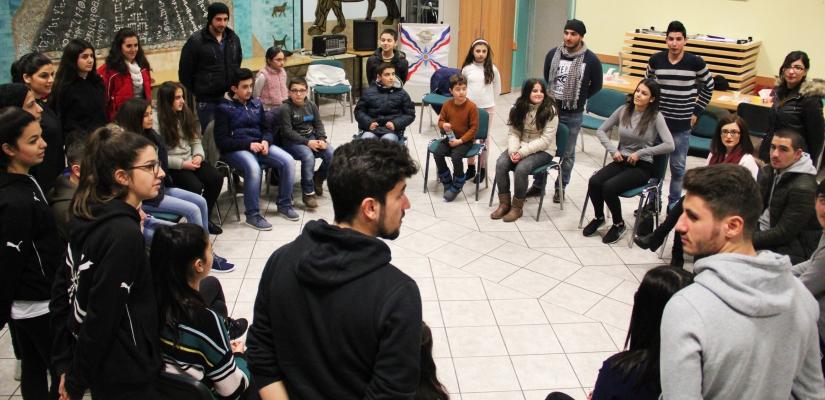 Kennenlern- und Spieleabend Jugendliche – Patenschaftsprojekt