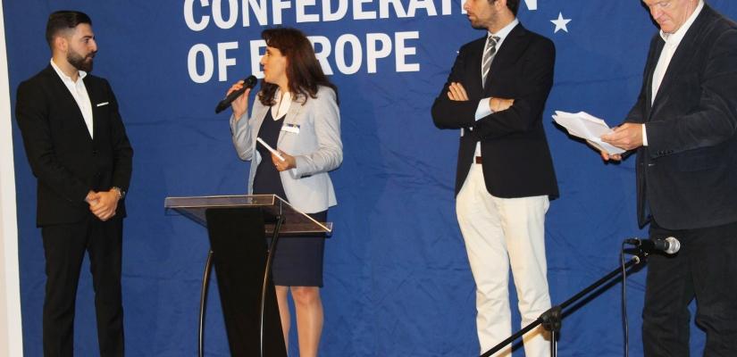 2te Convention Brüssel – Assyrische Konföderation in Europa (ACE)