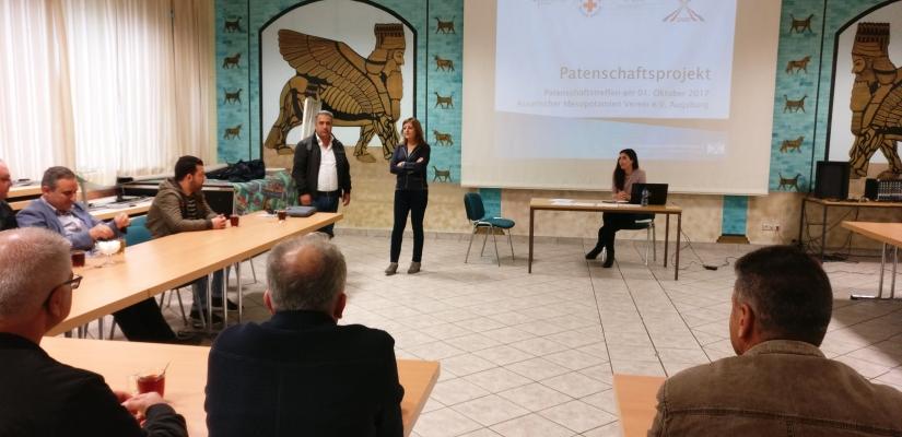 Patenschaftstreffen Augsburg – 01