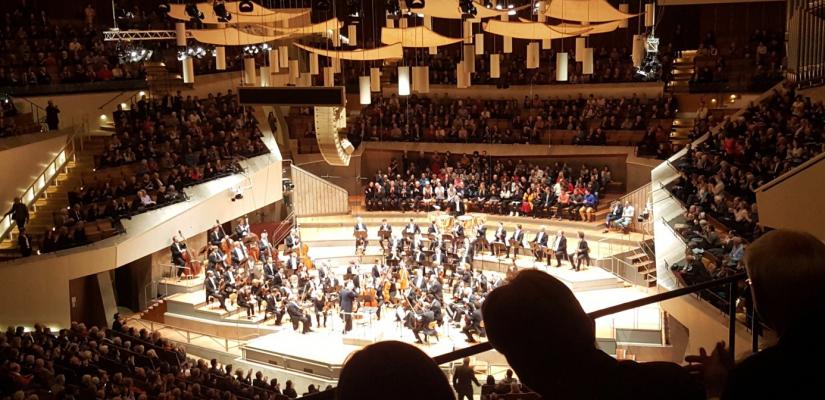 Patenschaftsprojekt – Berliner Philharmoniker – 01