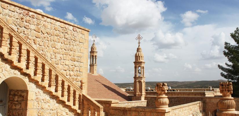 Kloster Mor Gabriel
