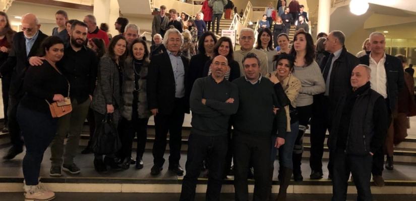 Patenkinder Assyrische Union Berlin